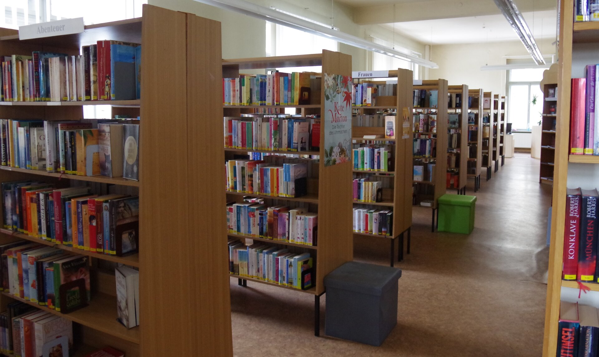 Erwachsenenbibliothek
