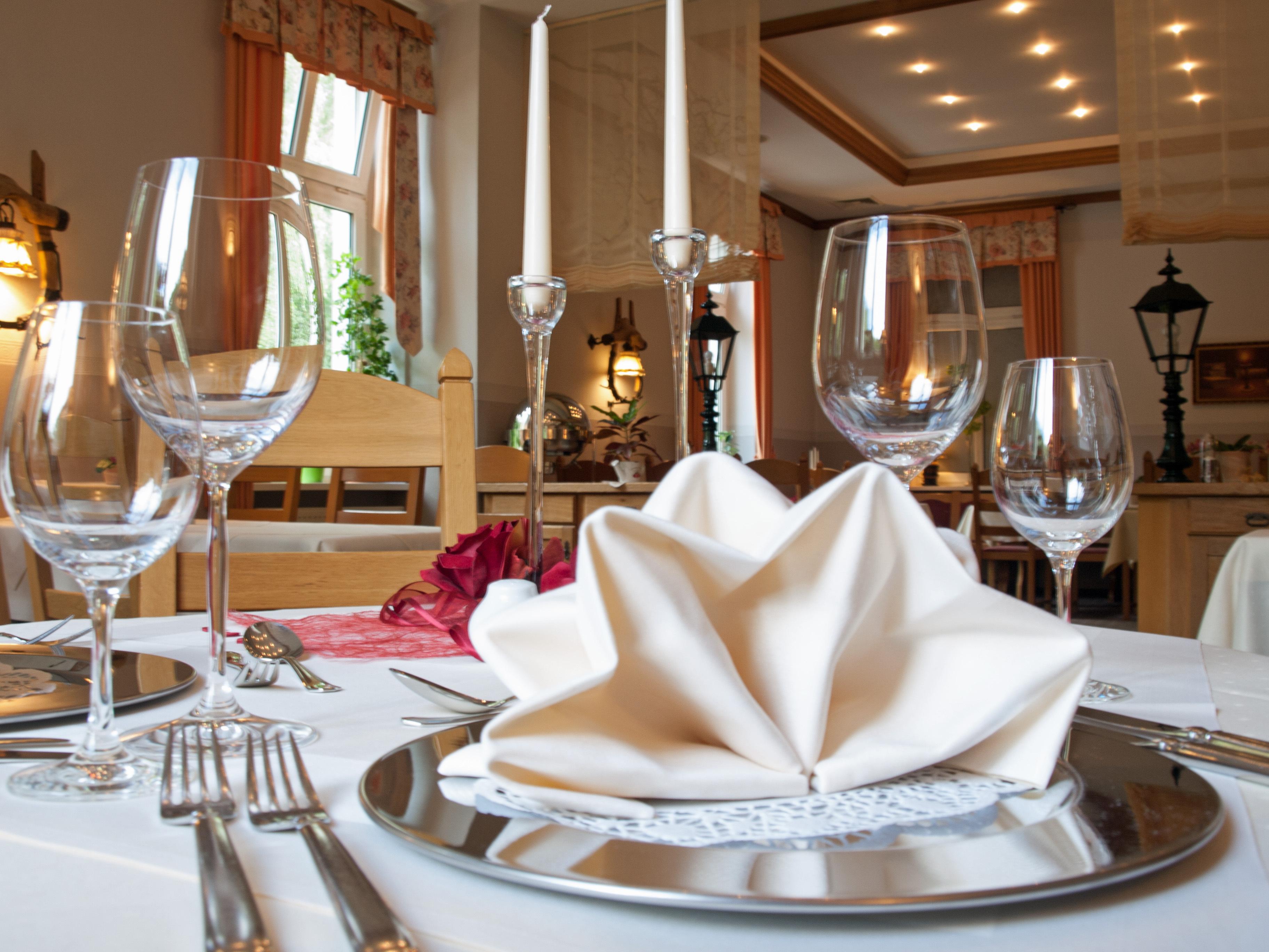 Dinner-Tisch