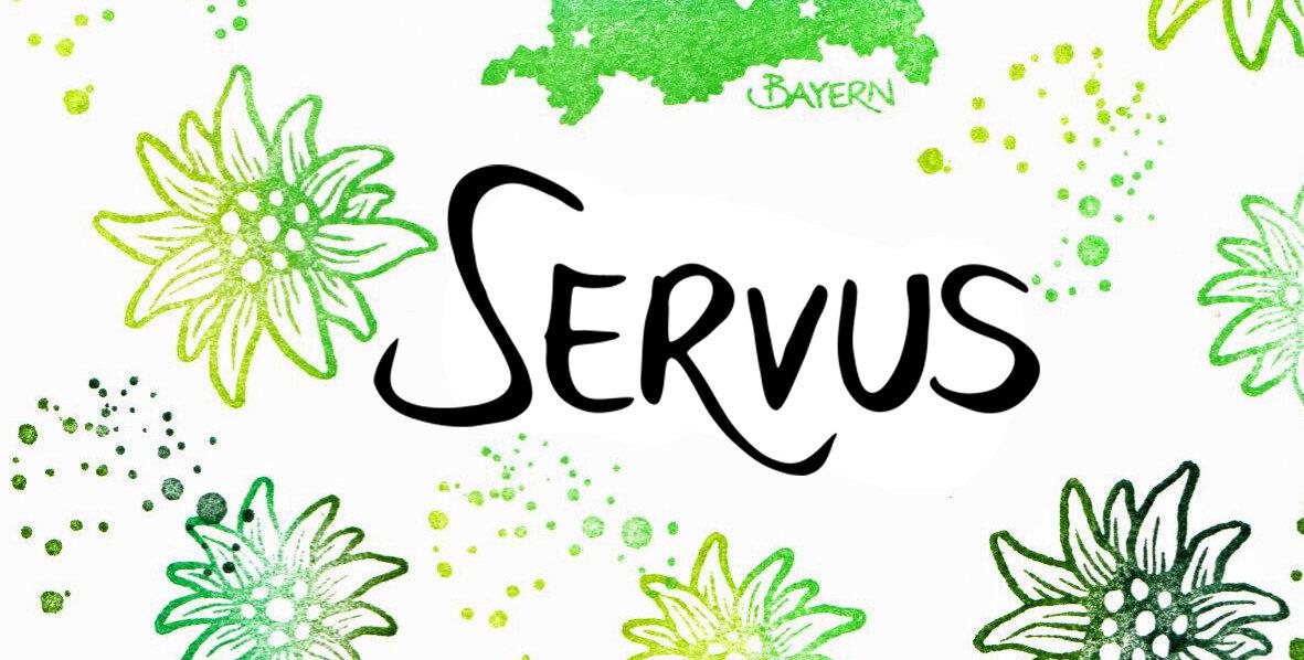 Servus Edelweiss