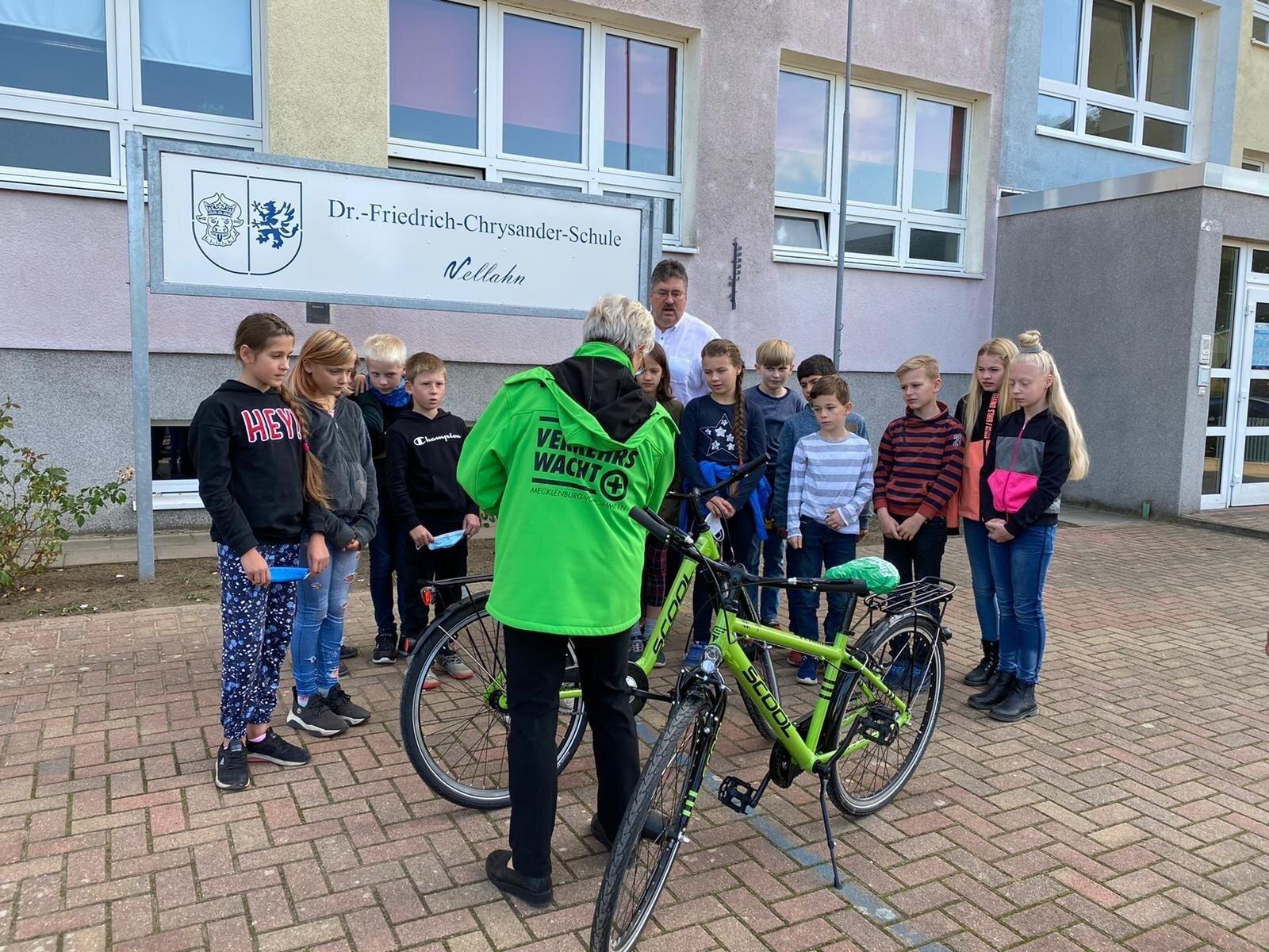 Räder für die Fahrradprüfung 2
