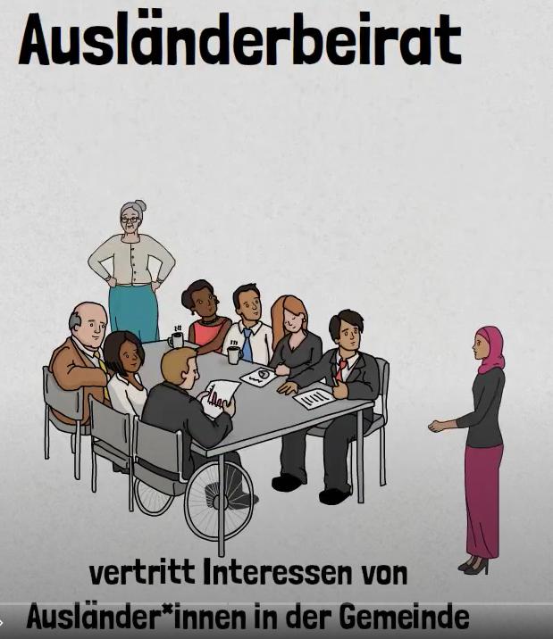 Film Ausländerbeiratswahl Fulda