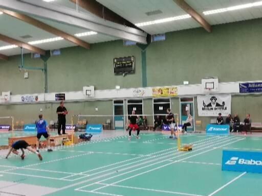 Deutsche Rangliste Badminton