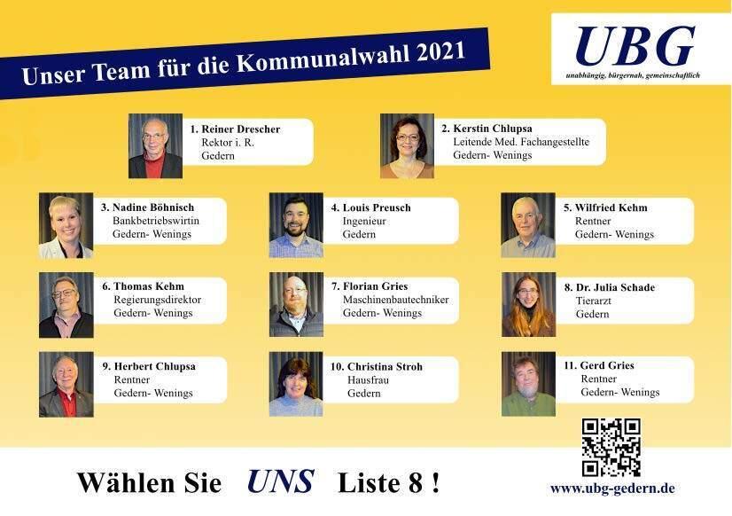 UBG Anzeige 1 2021