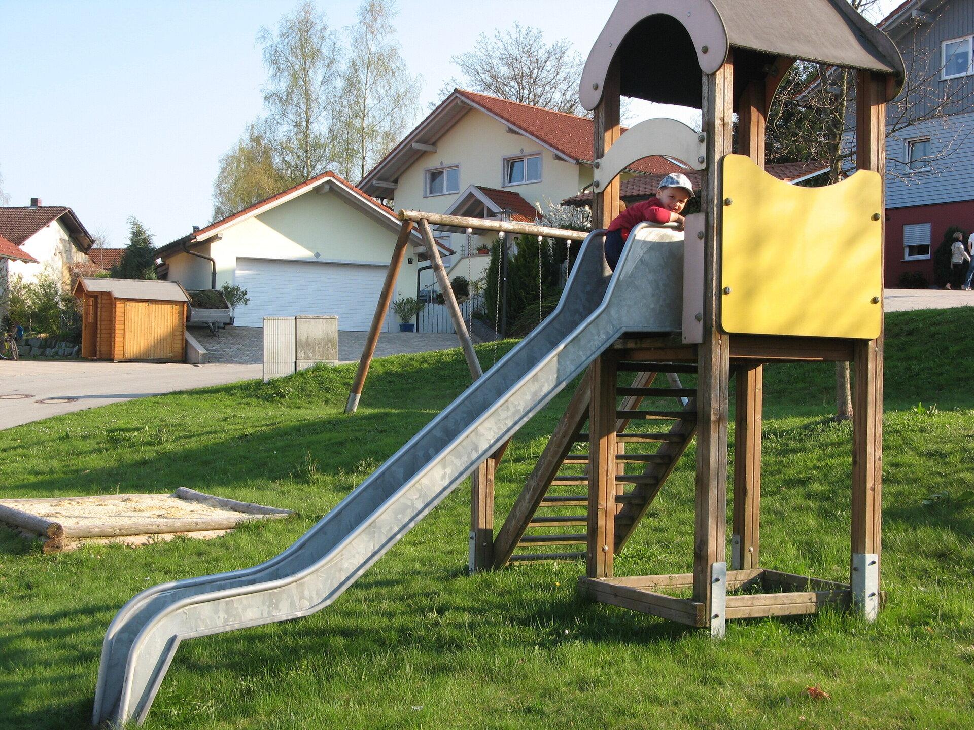 Öffentliche Spielplätze im Gemeindegebiet