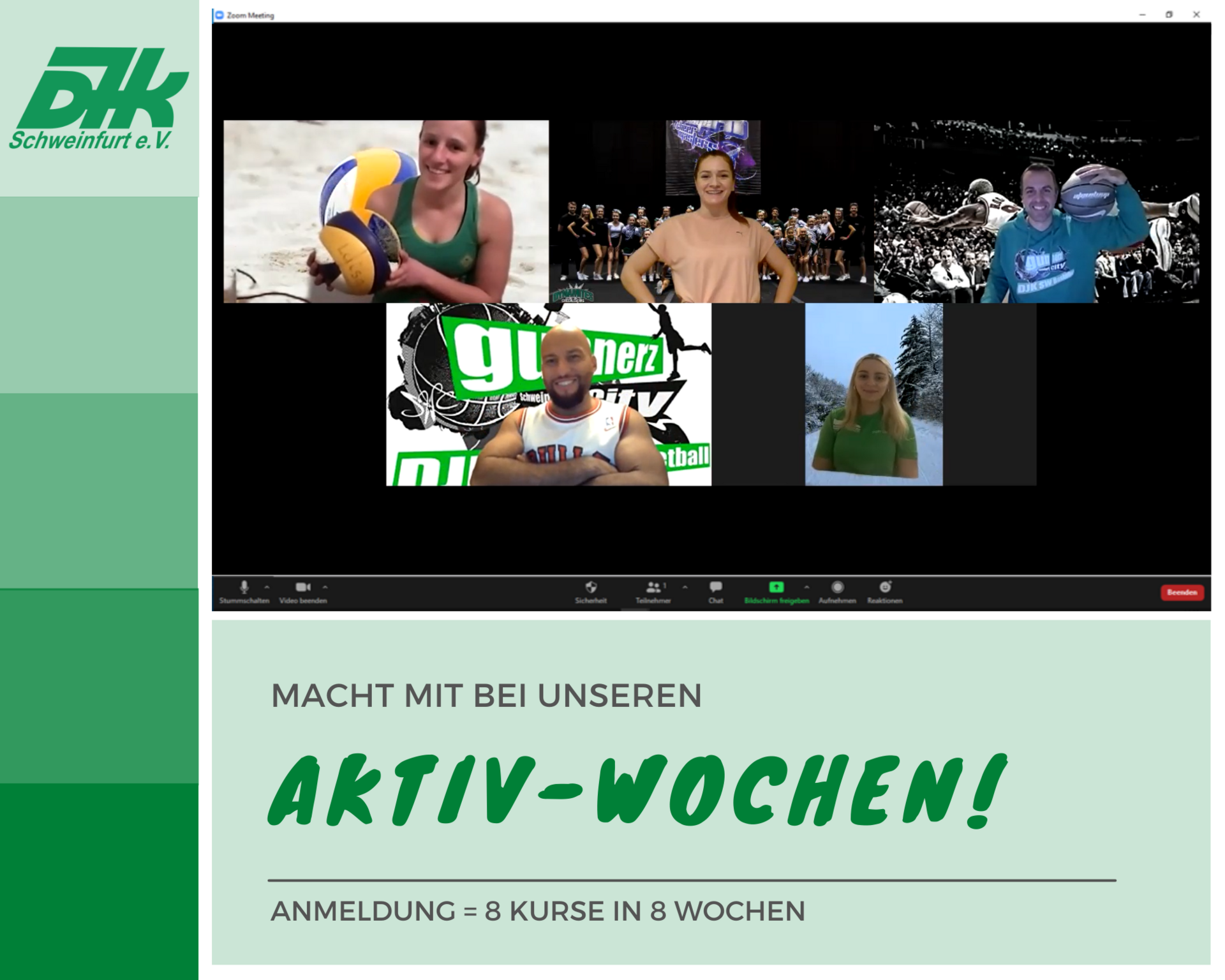 DJK Aktiv-Wochen