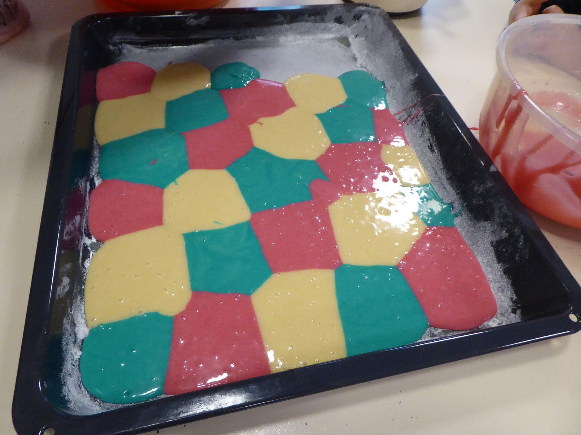 Faschingskuchen
