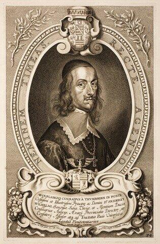 •Wolf Konrad von Thumshirn