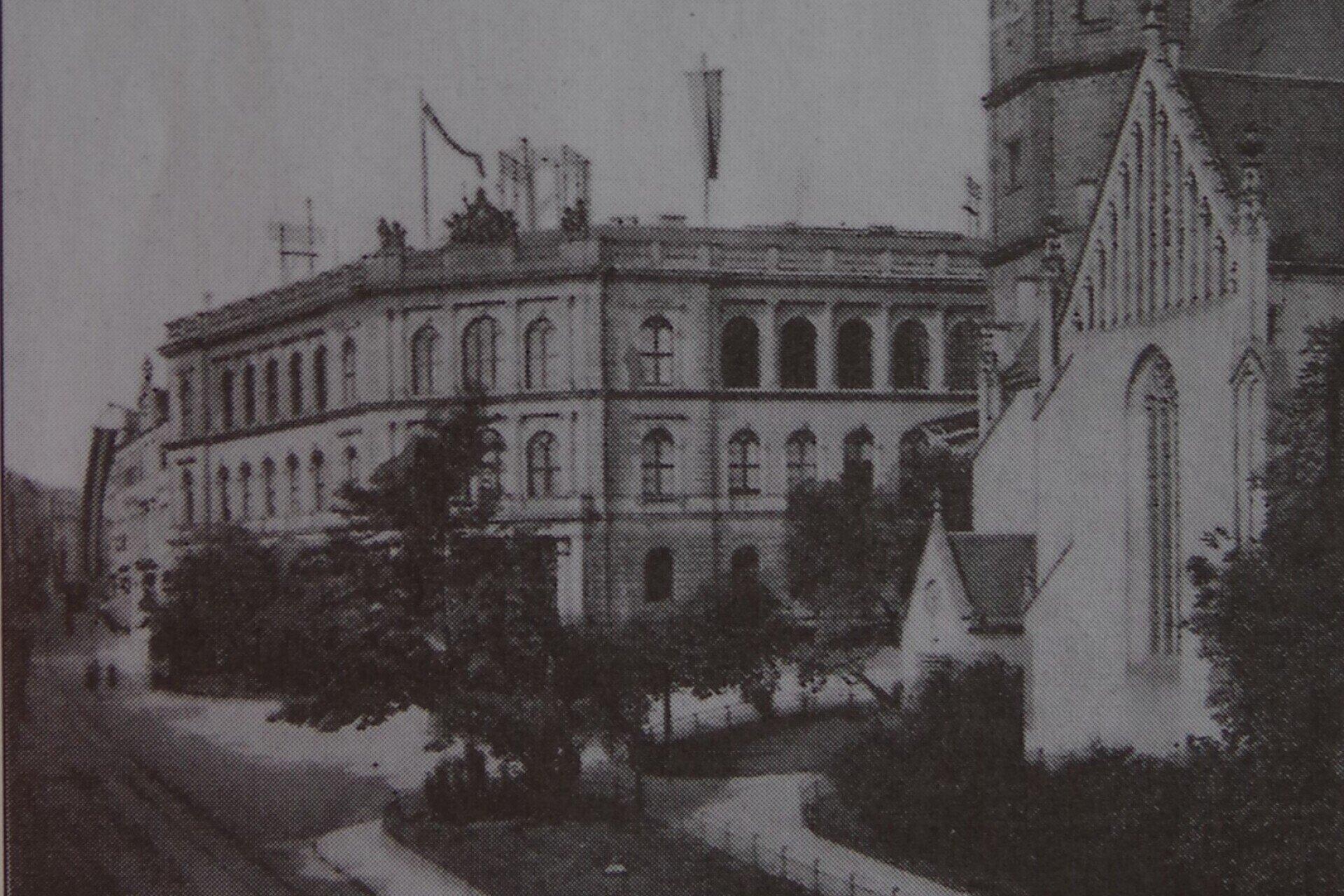 Herzogl. Landesbank Altenburg Archiv Gehlauf