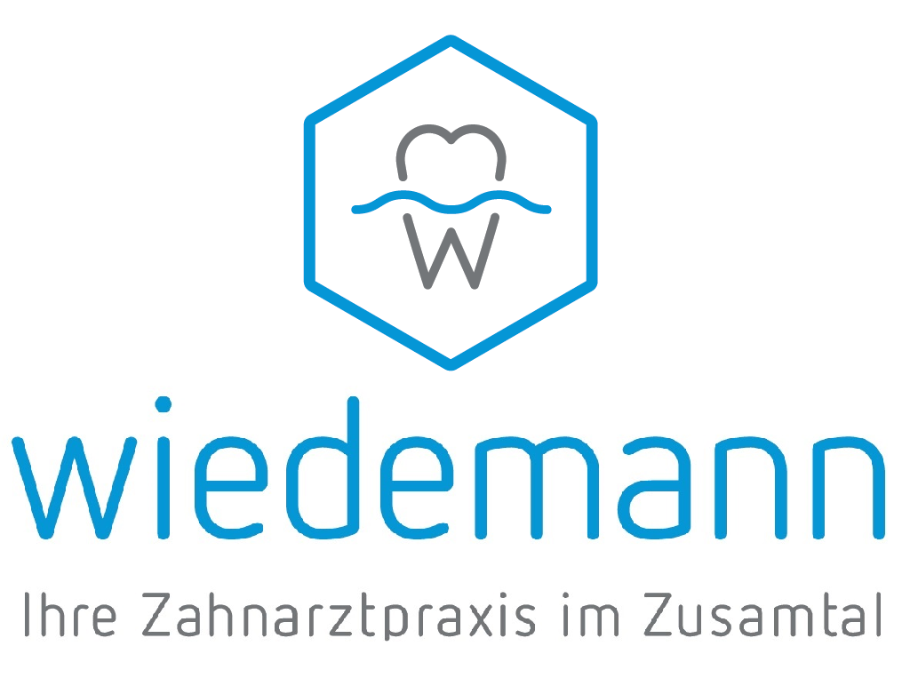 Logo Zahnarztpraxis Wiedemann