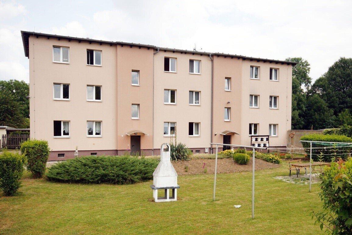 Wohnungslosenunterkunft
