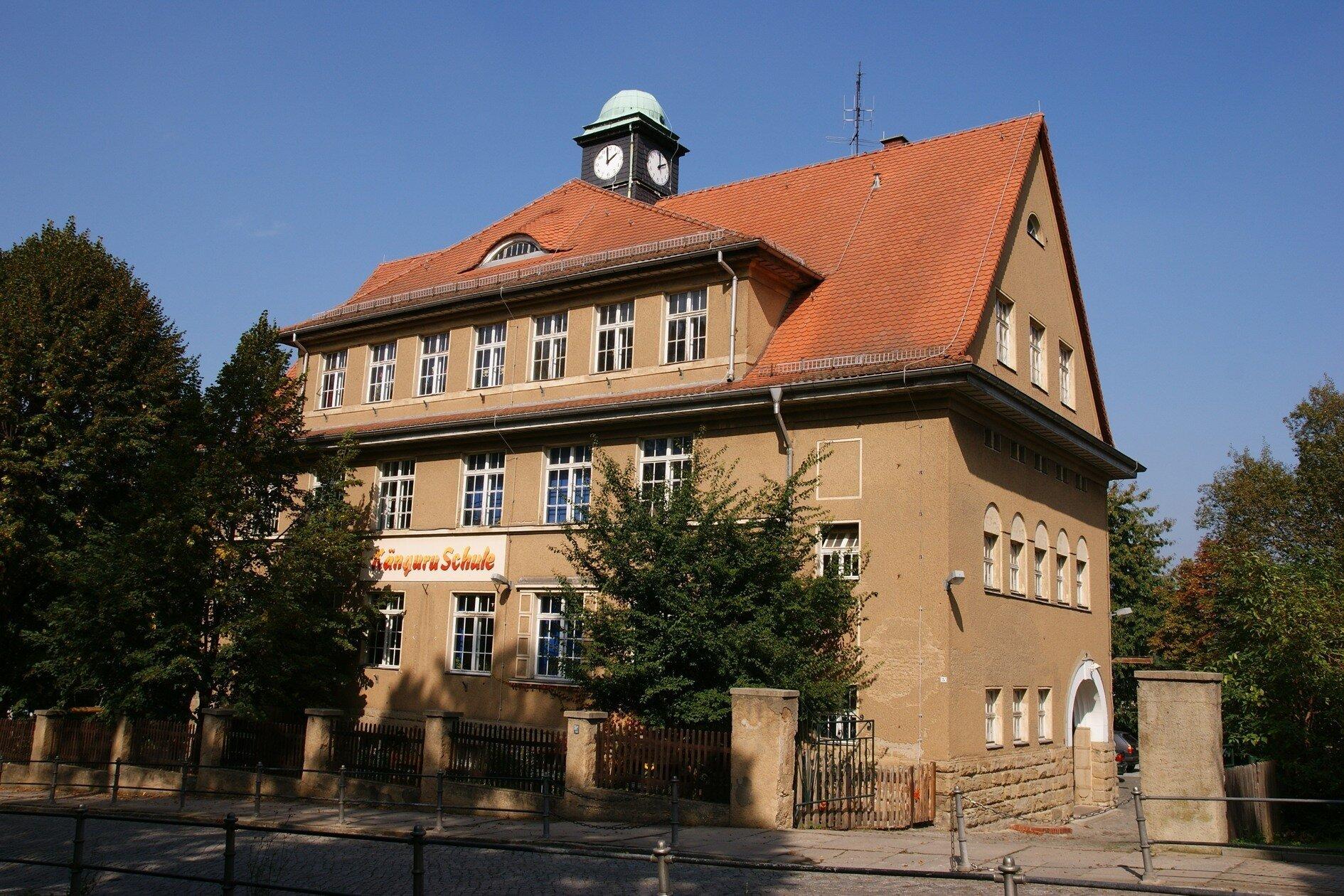 "Freie integrative Grundschule ""Känguru"""