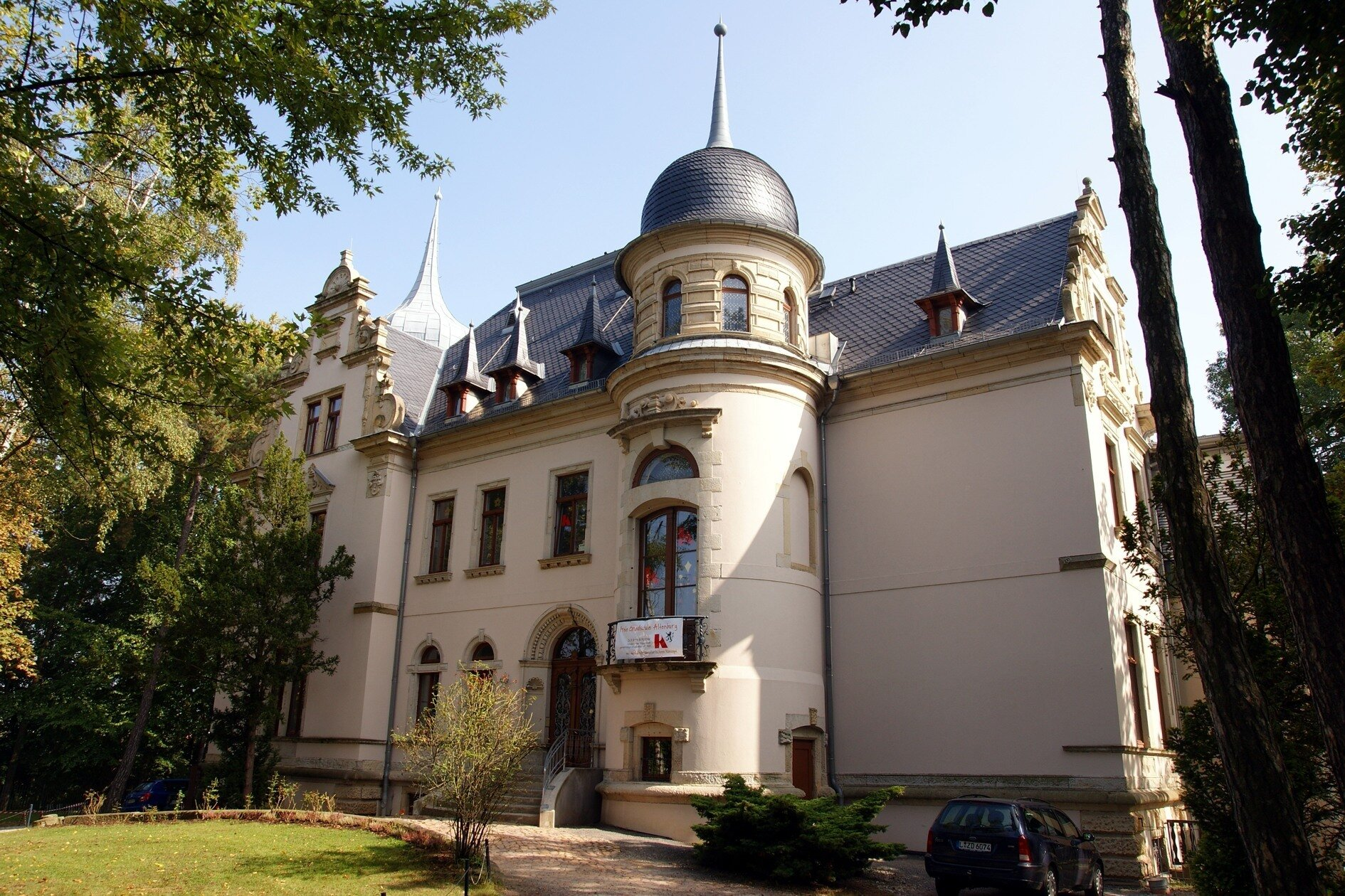 Freie Grundschule Christian Felix Weiße