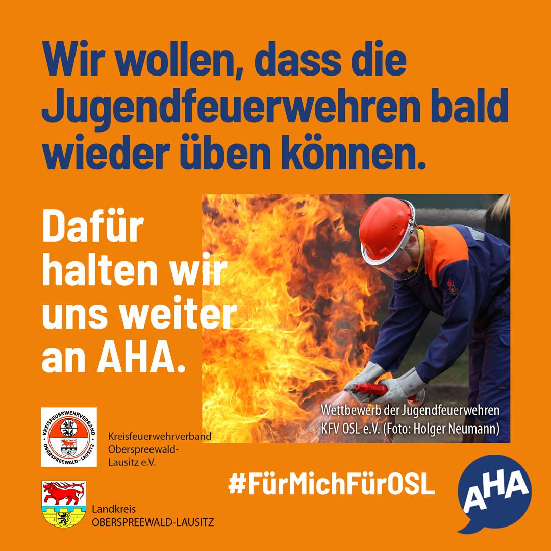 #fürmichfürosl - Kreisfeuerwehrverband