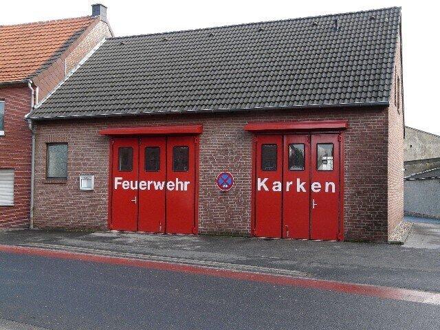 Feuerwehrhaus im Jahre 2009