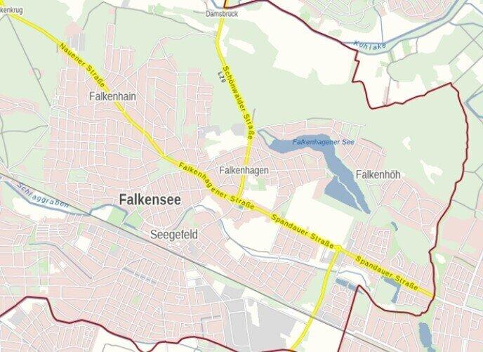 Anzeigebild zum Geoportal