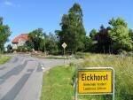 Ortseinfahrt Eickhorst