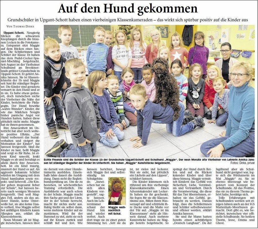 Ostfriesische Nachrichten_23. Dezember 2017