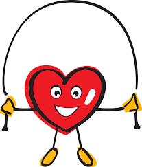 Skipping-hearts