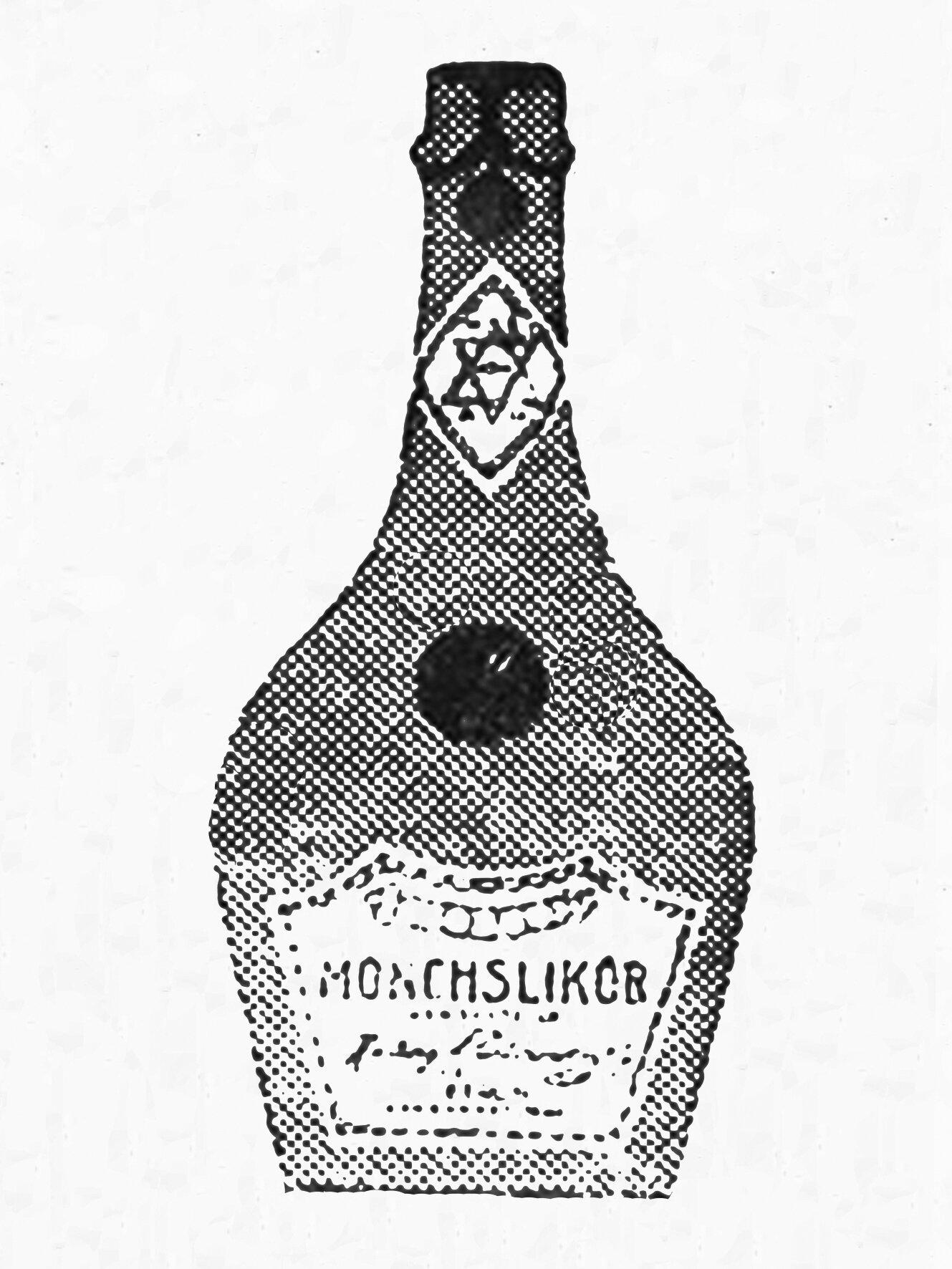 Kantorowicz Mönchslikör, © Gerhard Schneider, Leipzig