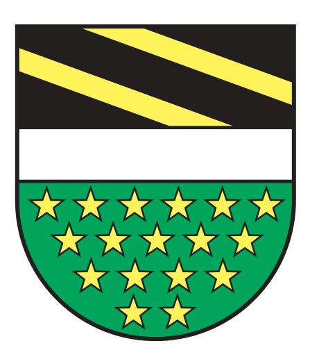 Wappen der Gemeinde Wiedemar