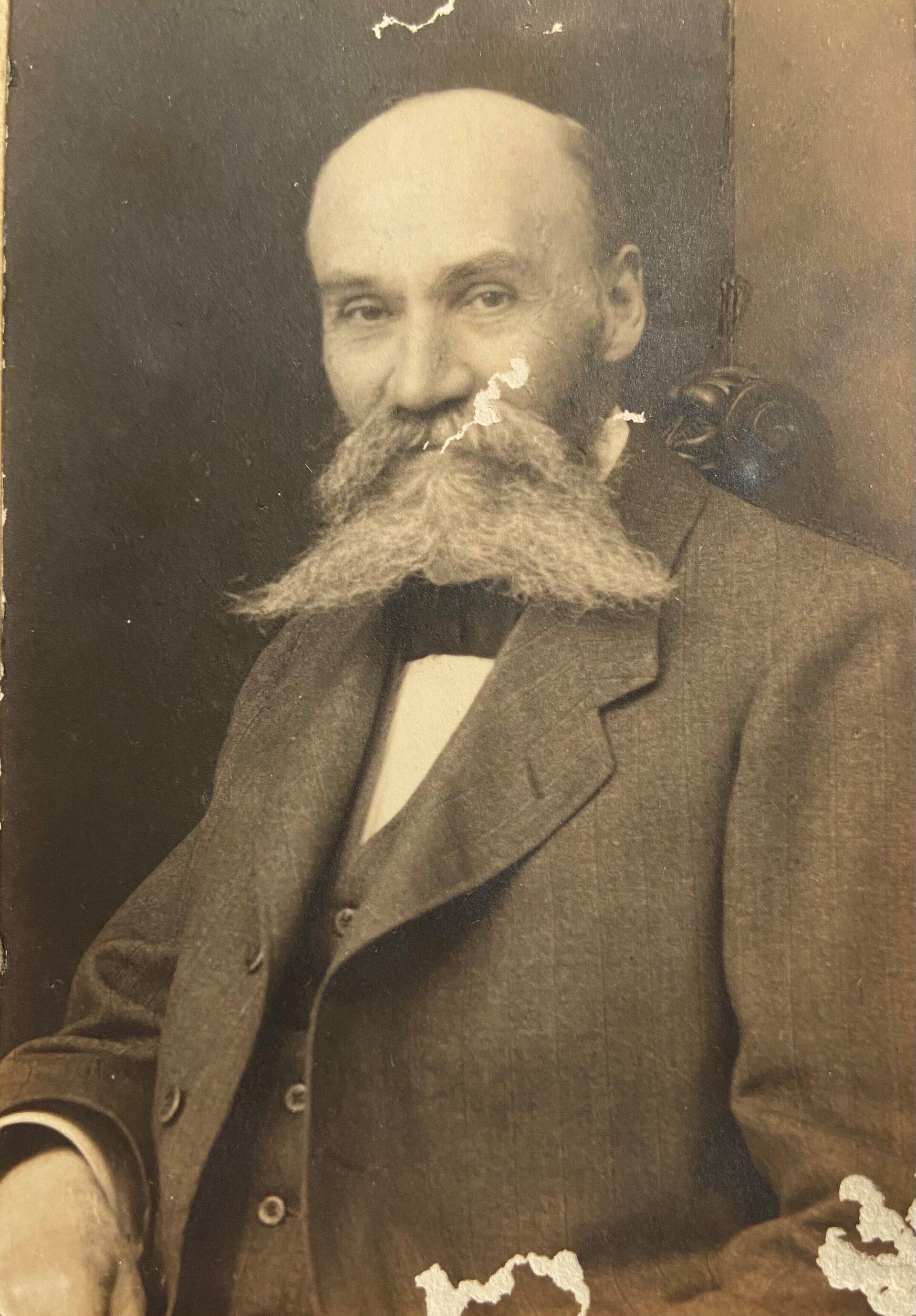 Wilhelm Ratig, 1913|Foto: Stadt Perleberg