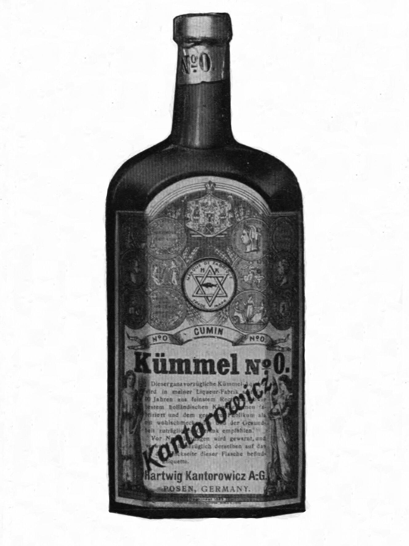 Kantorowicz Kümmel 0, © Gerhard Schneider, Leipzig