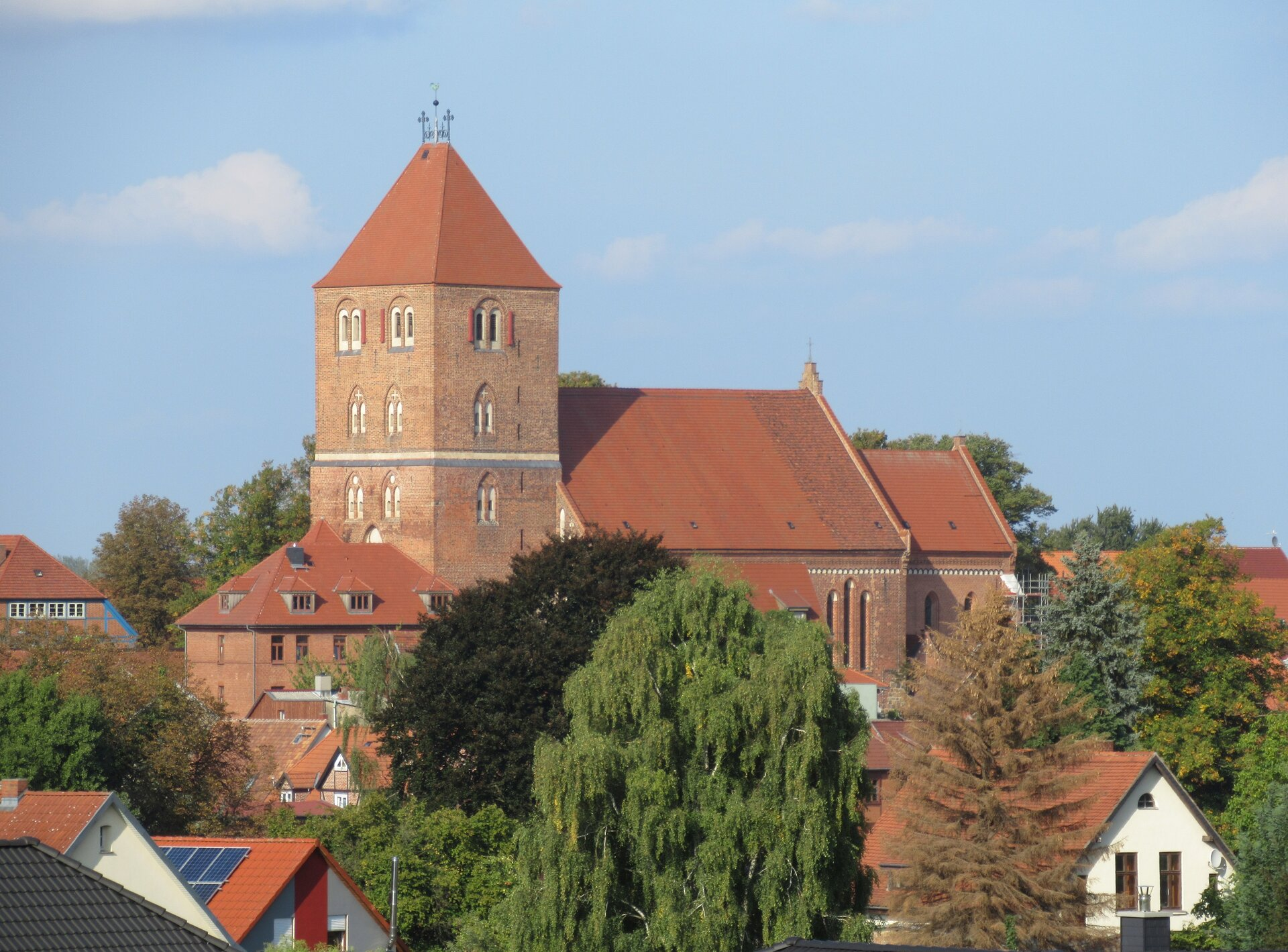 Kirche Plau