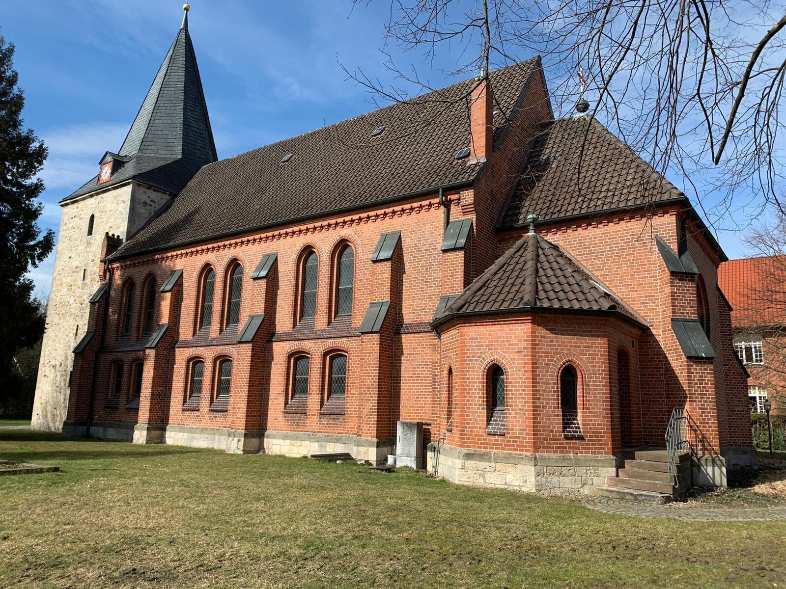 Kirche Rethen
