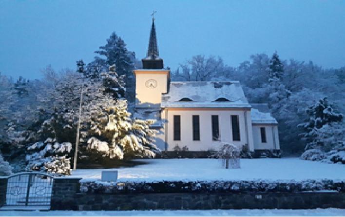Kirche Hohenwarte