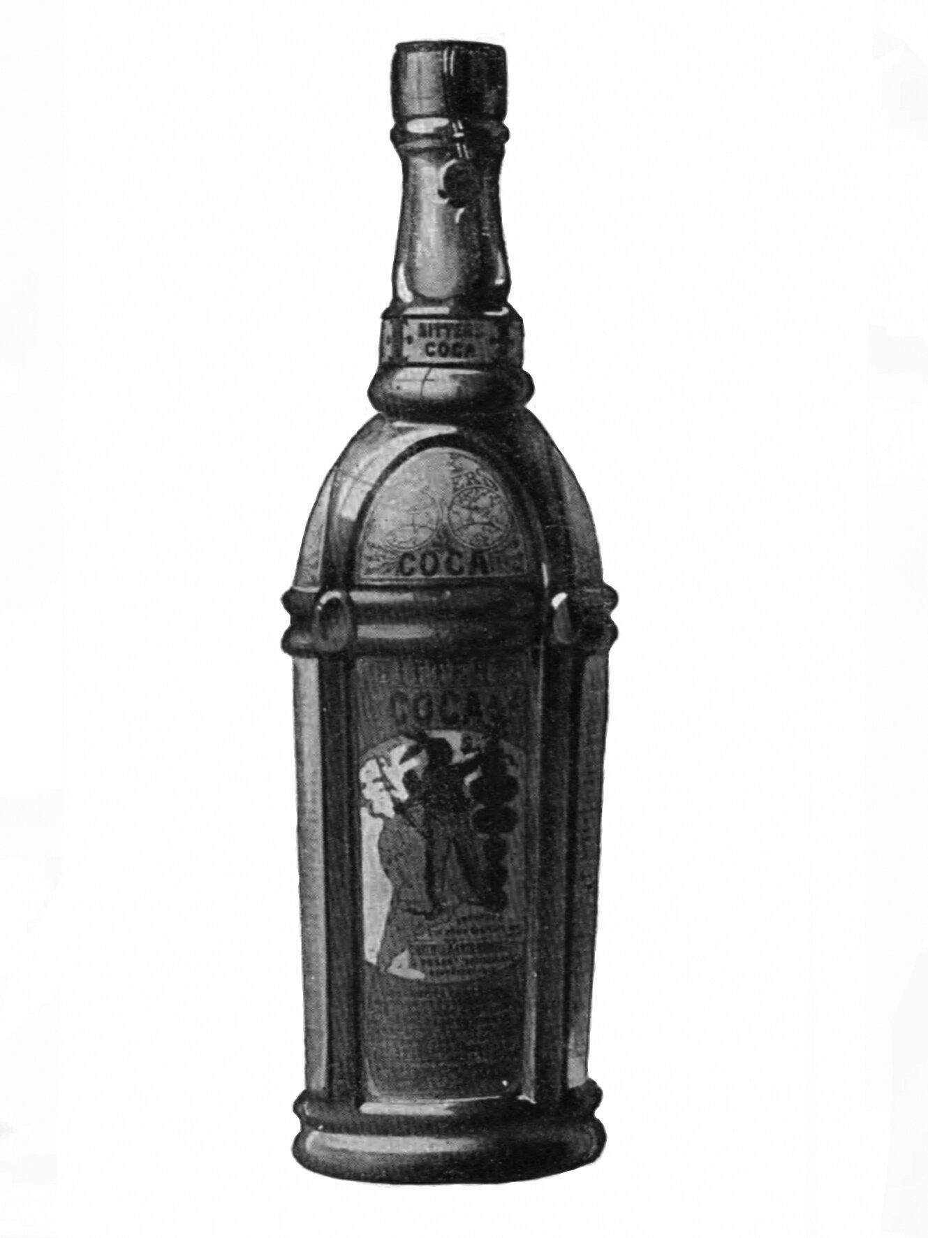 Kantorowicz Coca Bitter, © Gerhard Schneider, Leipzig