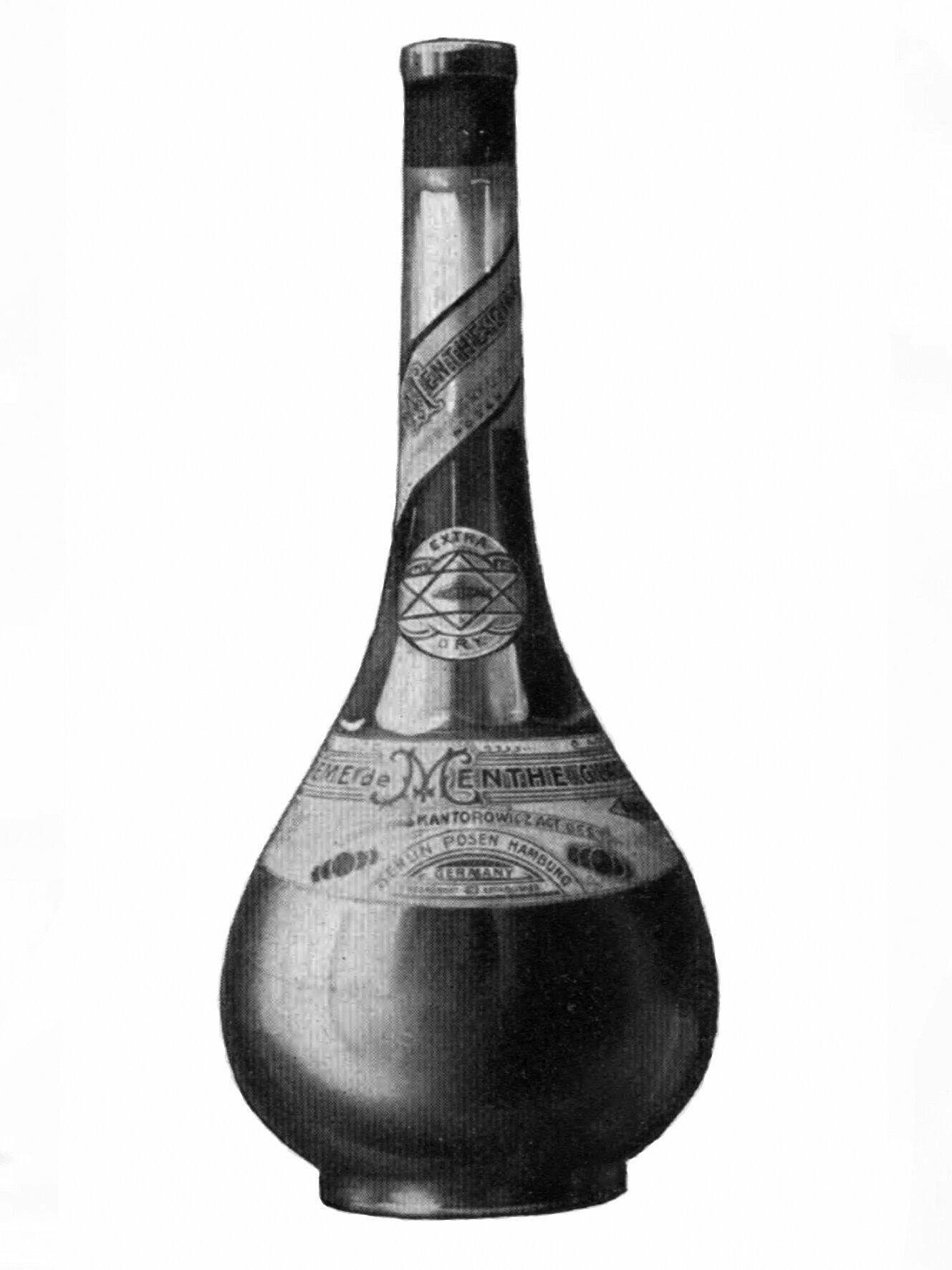 Kantorowicz Creme de Menthe, © Gerhard Schneider, Leipzig