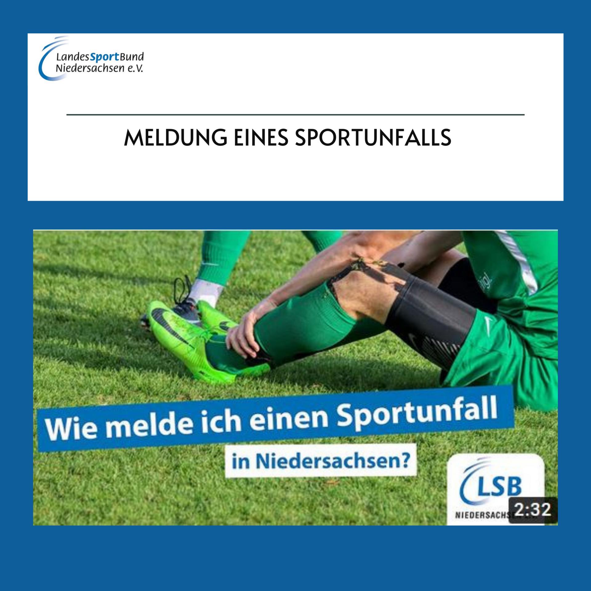 Sportunfall