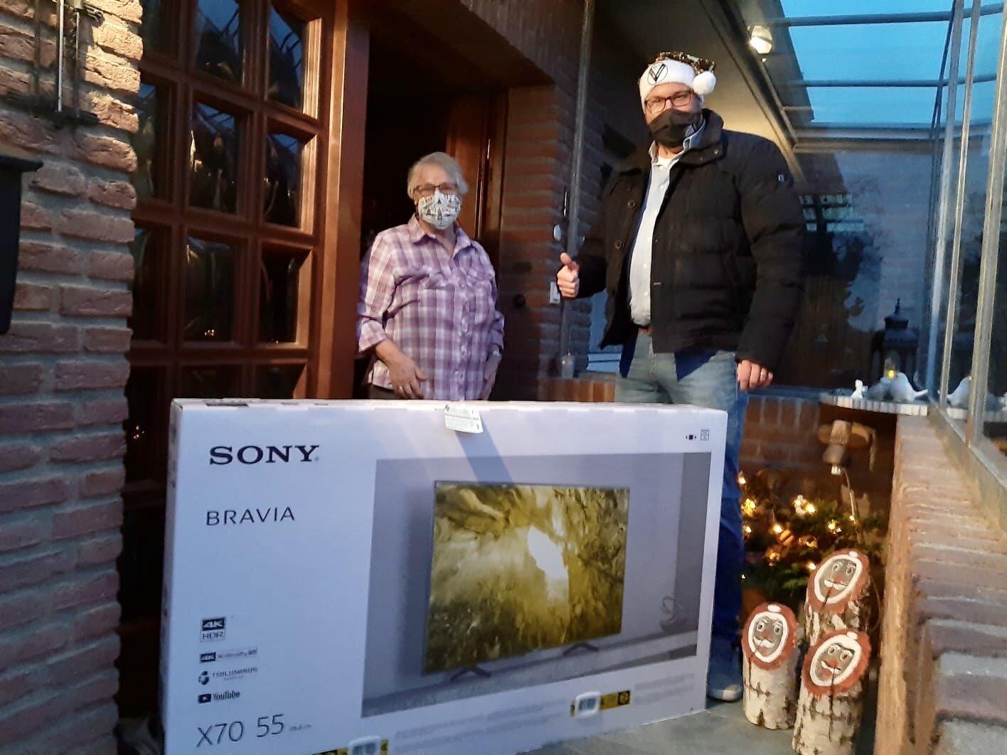 Gewinner Fernseher