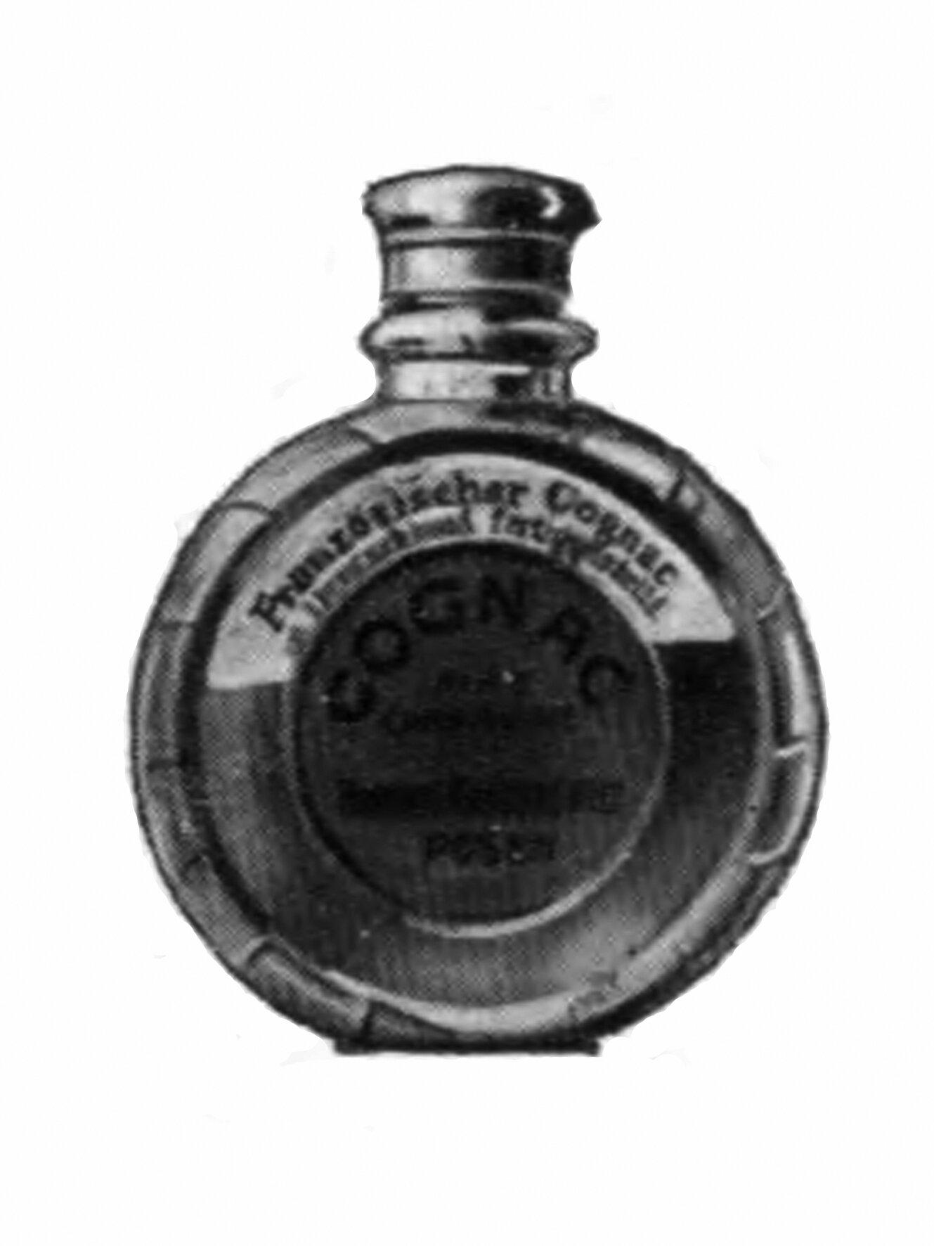 Kantorowicz Miniaturflacon, © Gerhard Schneider, Leipzig