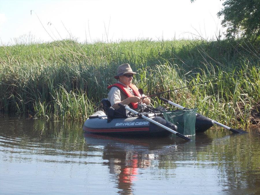 Belly Goot auf der Recknitz - Marlower Kanu-& Bootsverleih