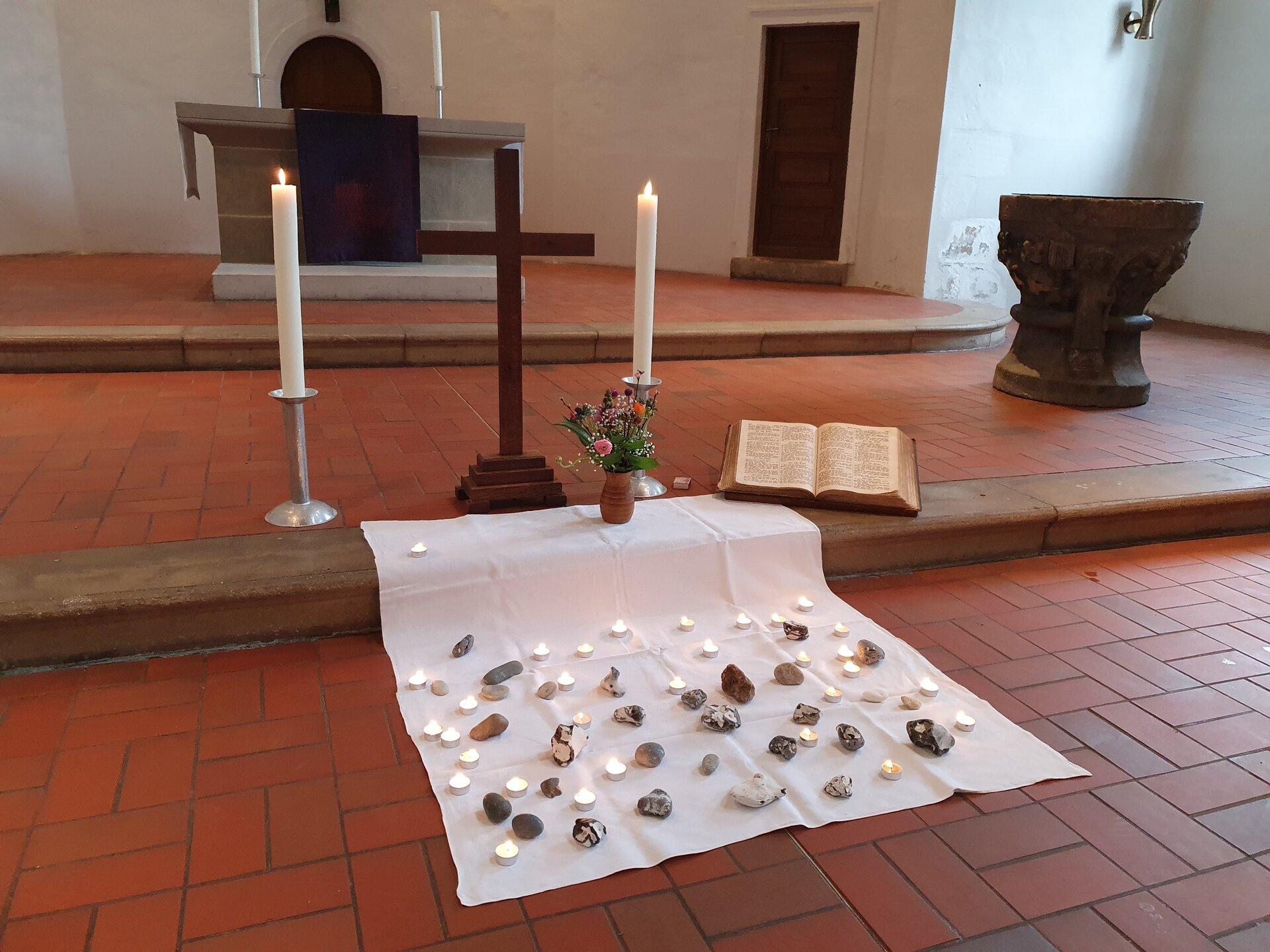 Altar Familienkirche