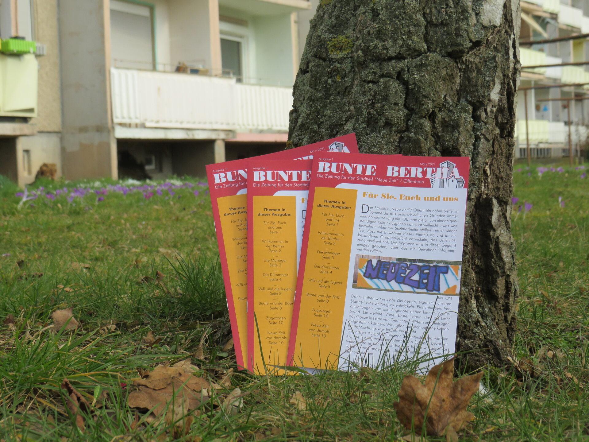 Bunte Bertha - Zeitung