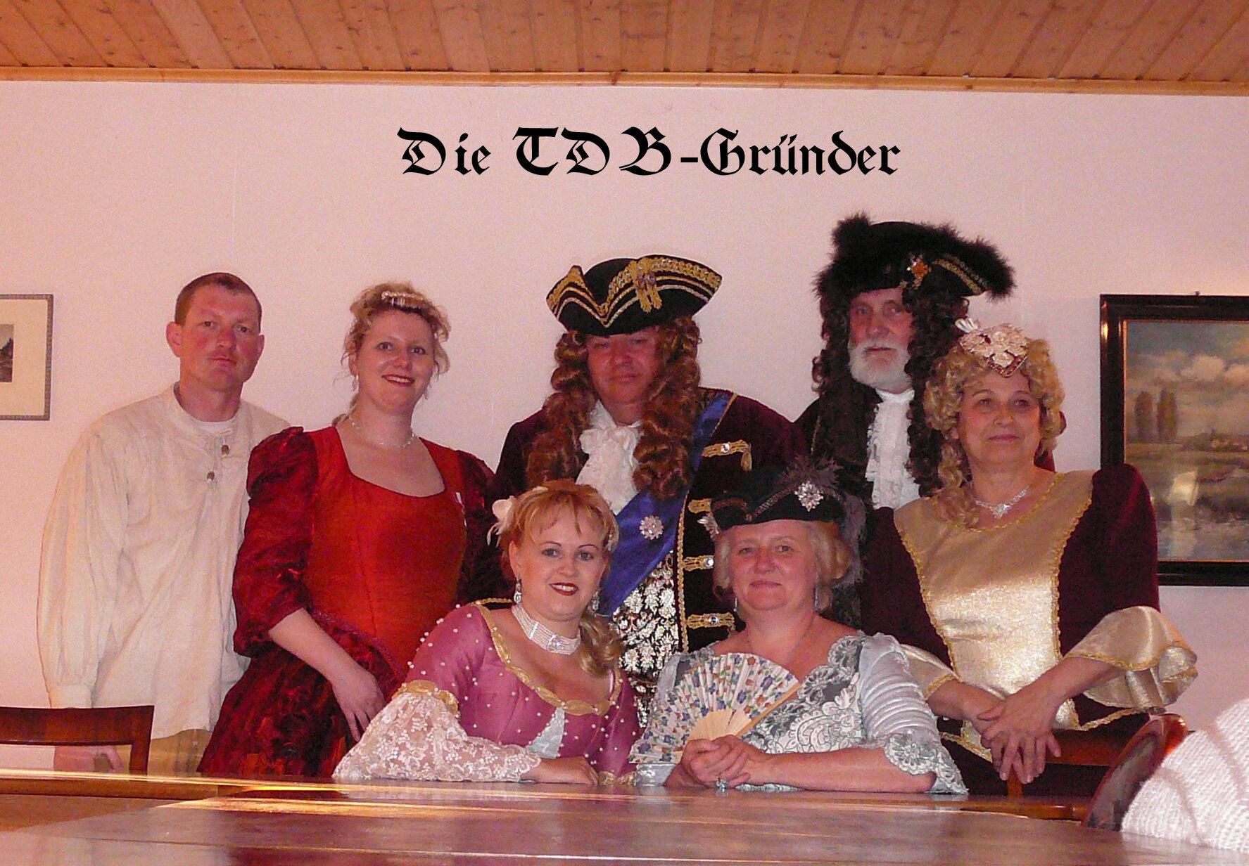 Die TDB-Gründer