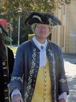 Wilhelm Christoph Graf von Weißenberg, Baron zu Ossig / Landadeliger und Gesellschafter bei Hofe (Frank WEISE)