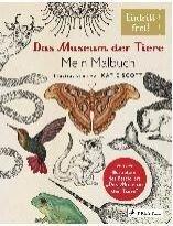 Das Museum der Tiere - Malbuch