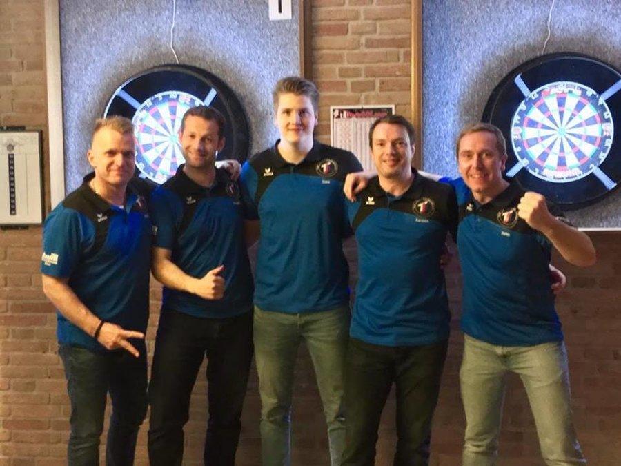 A Team Tus Jahn Lindhorst Dart