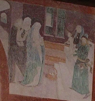 Darstellung Jesu im Tempel