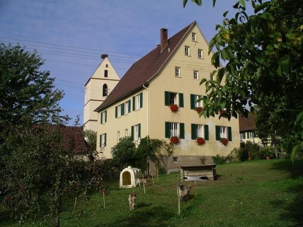 Das Pfarrhaus (1615)
