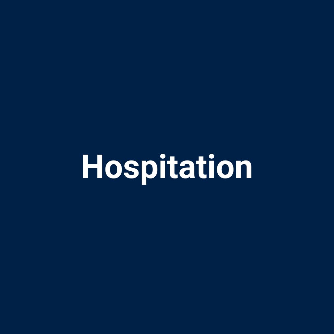 Hospiation