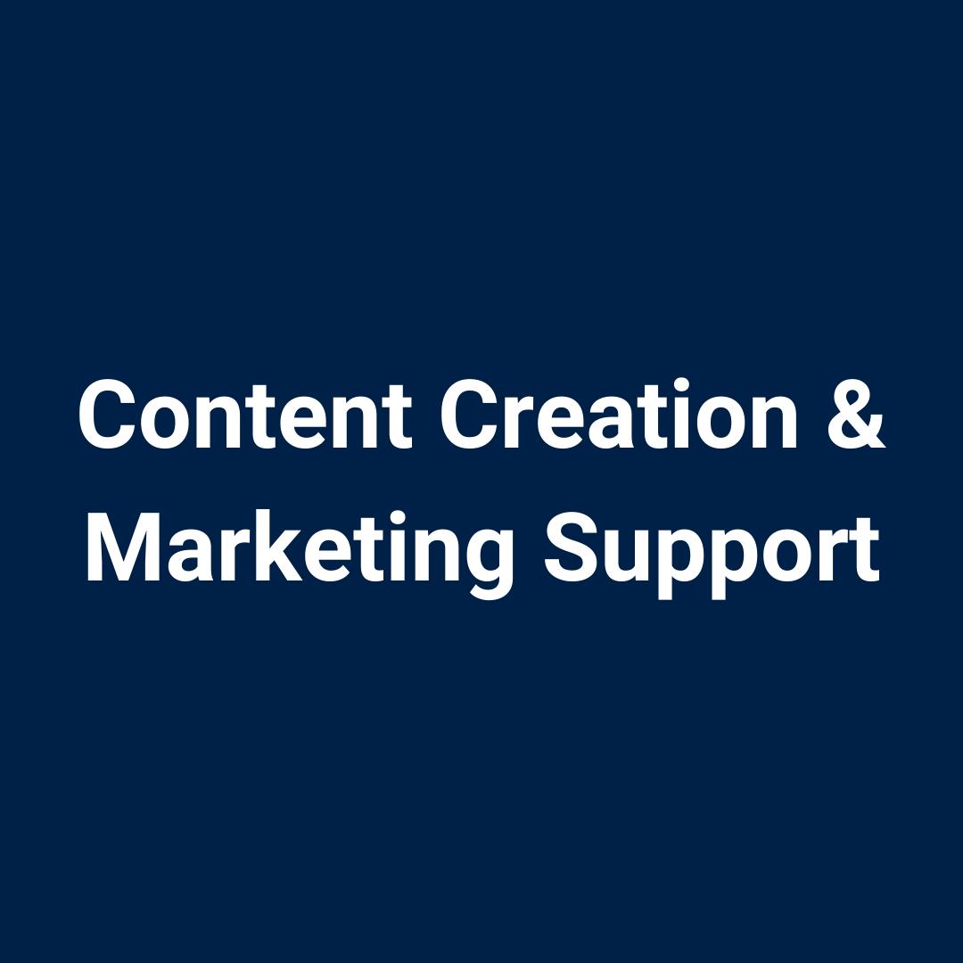 Content & Marketing
