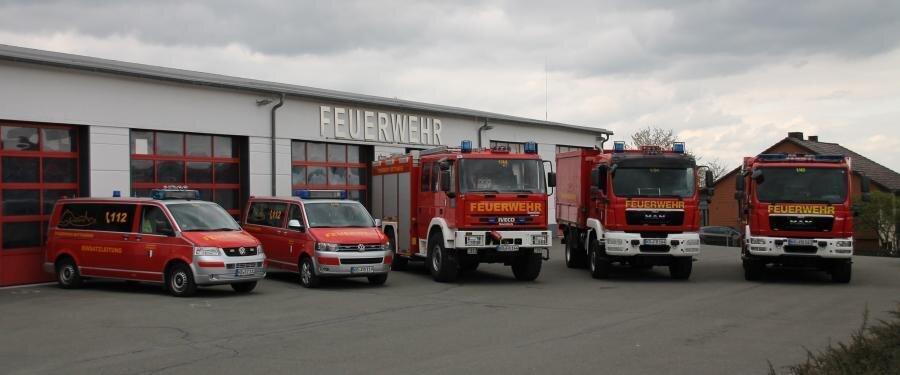 Feuerwache Battenberg