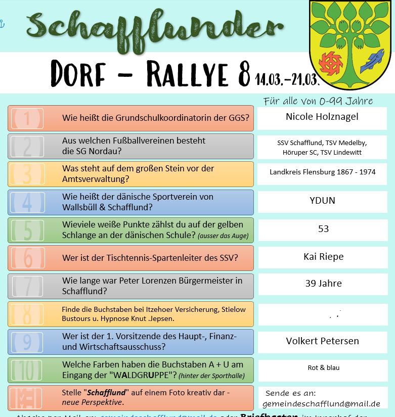 Auflösung Dorf-Rallye 8