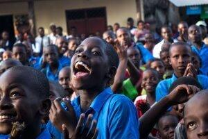 Projekt in Kenia