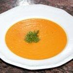 Kartoffel Möhre Suppe