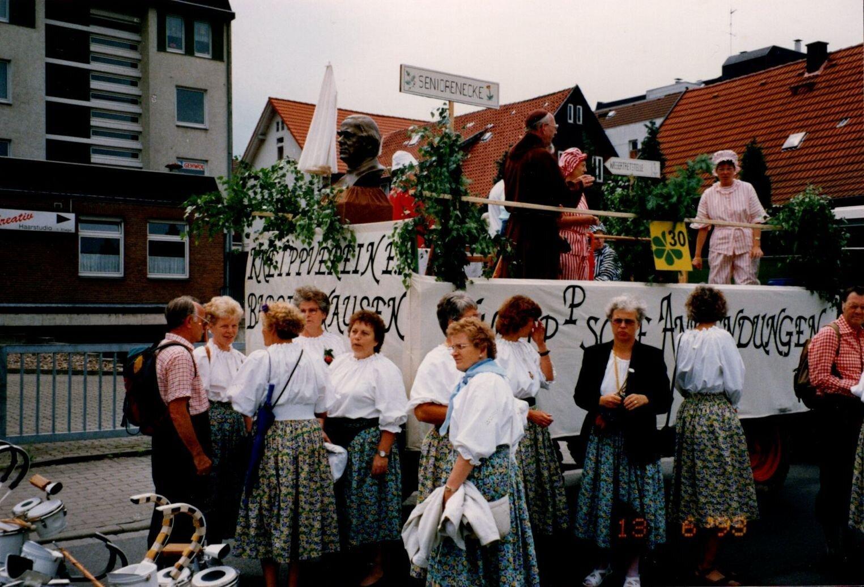 Kneipp Umzugswagen 1993